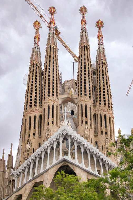 Sagrada-Familia,-Barcelona