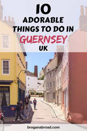 10 Adorable Things to Do in Guernsey, Channel Islands - UK