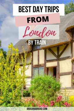 Best London Day Trips by Train