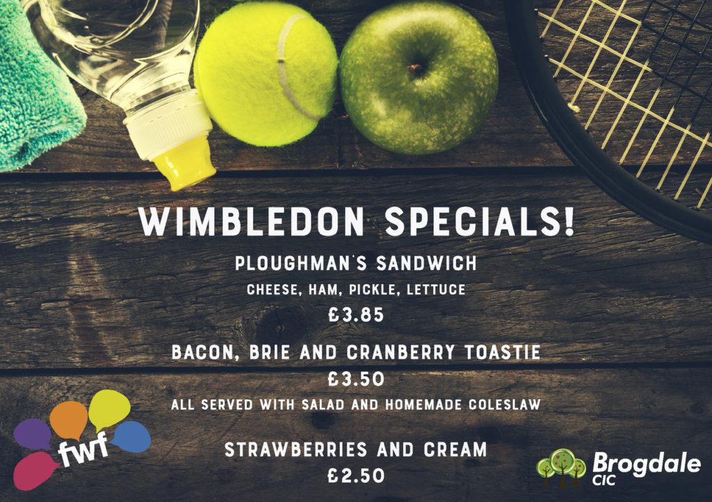 Wimbledon specials fwf