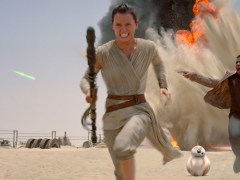 Star Wars The Fore Awakens