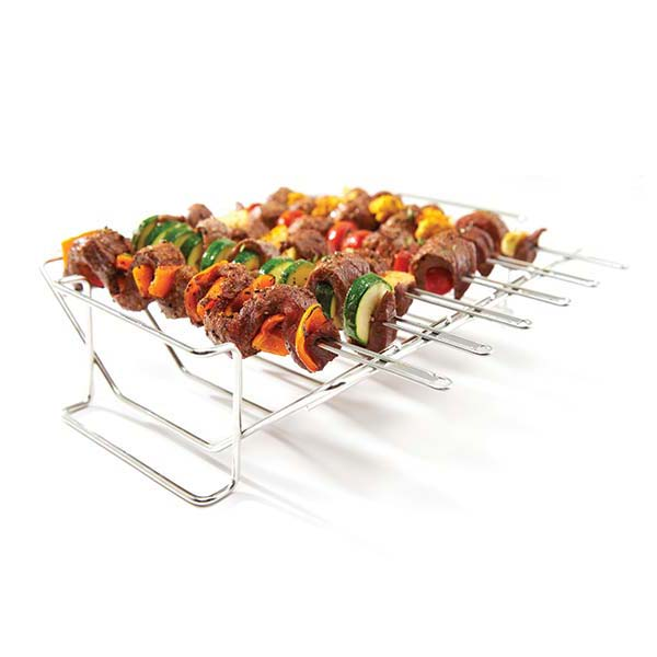brochettes et supports a brochettes