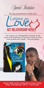 HOW TO FIND TRUE LOVE  By Pastor Bankie