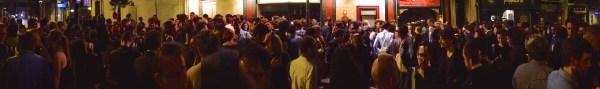 Fête du film MERCURIALES au restau chinois