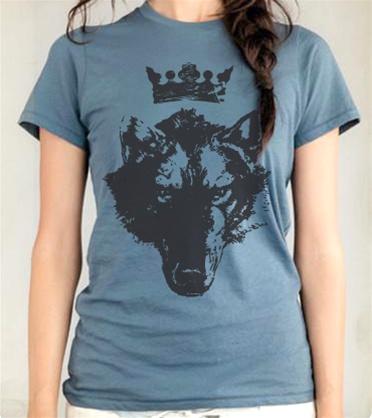 Jus Animalium Lobo T-Shirt