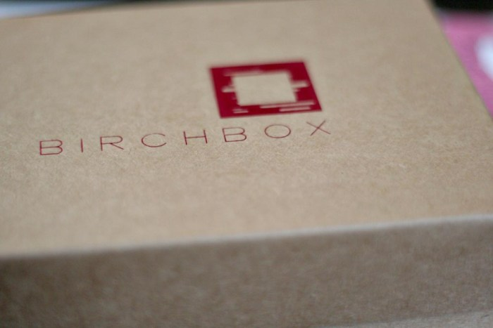 birchbox beauty subscription box