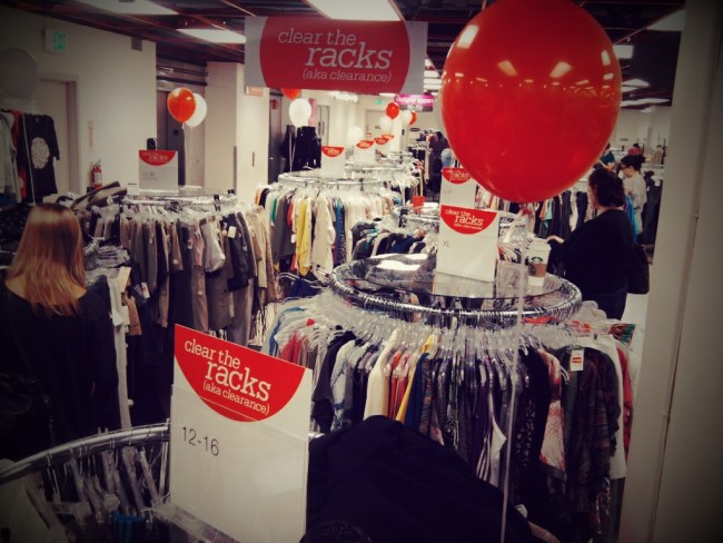 45255b809 The Unbearable Sale at Nordstrom Rack • Broke and Beautiful