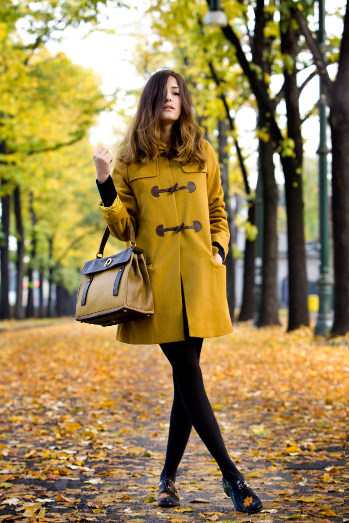 1 Dust Jacket Yellow Coat