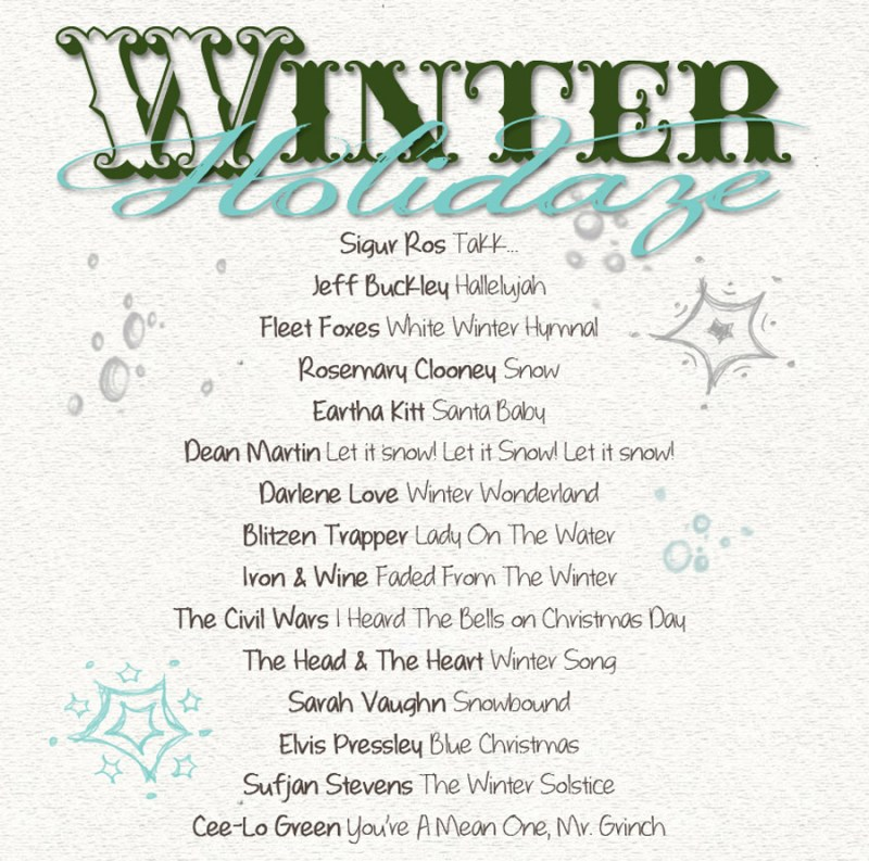 winter-holidaze-playlist