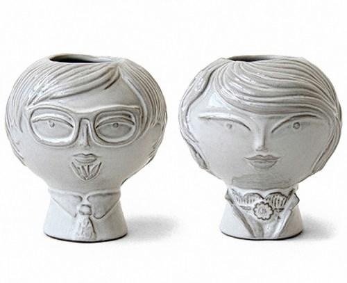 Jonathan Adler Utopia Hipster Vases