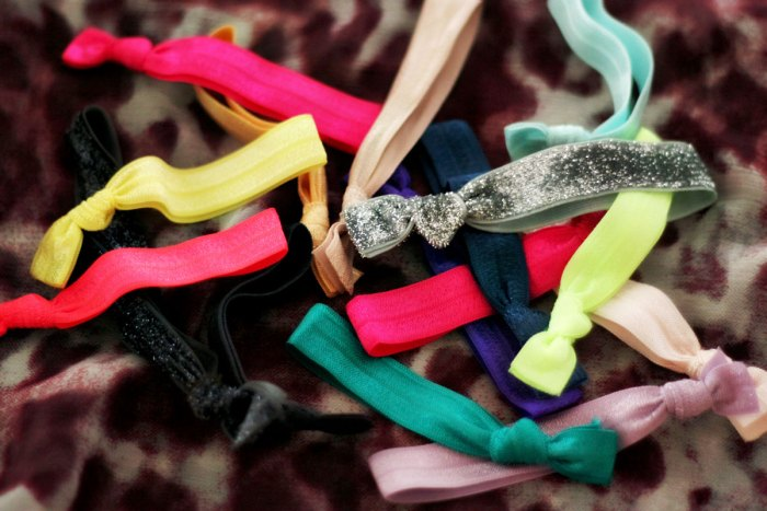 Kitsch Hair Ties Review