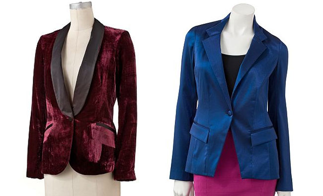 Bold Jackets from @Kohls
