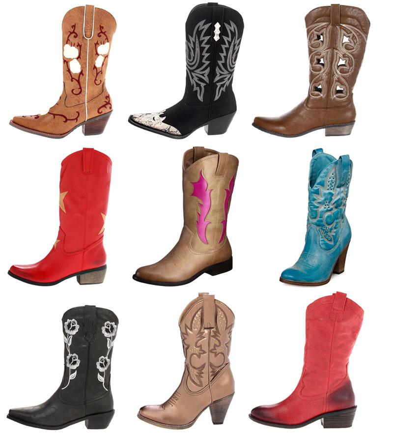 9 Unique Western Boots Under $75