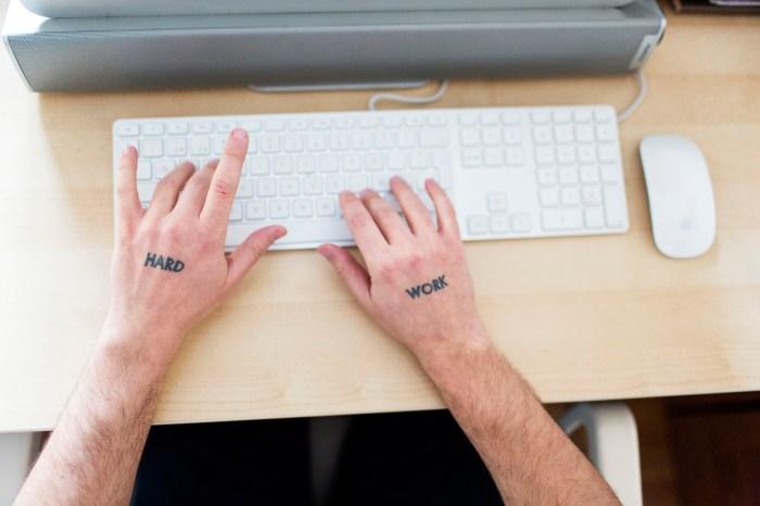 Luis Venegas Hard Work Tattoos