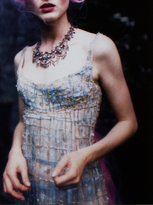 Ellen Von UNwerth Vogue Italia 1997