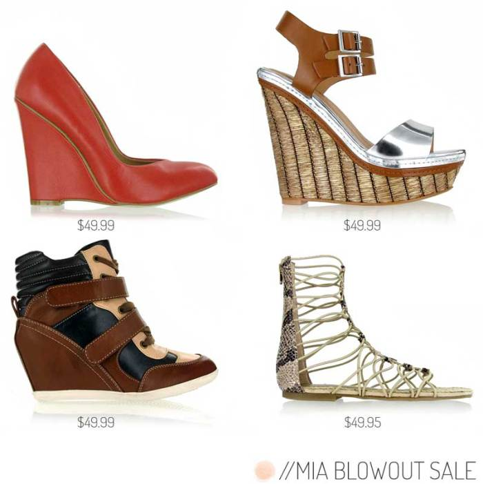 MIA Blowout Sale!