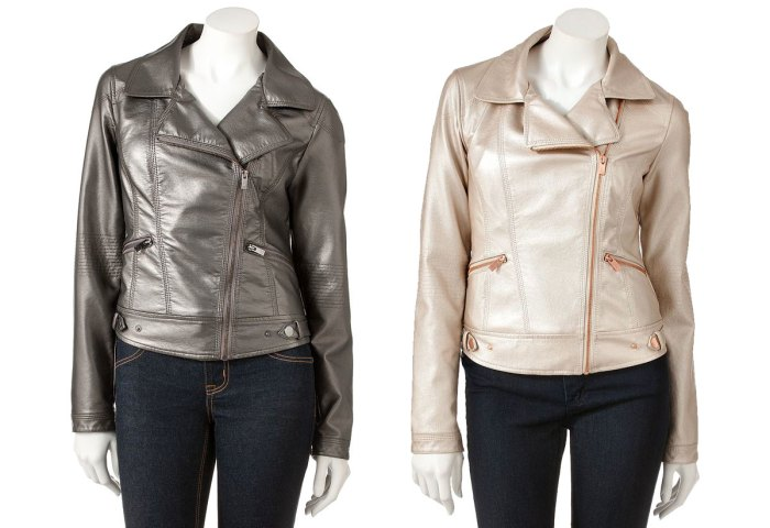 Daily Deal: Hydraulic Motorcycle Jacket from Kohl's