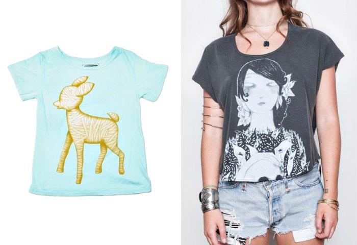 Mummy Dearest T-Shirt & Holding Skull T-Shirt