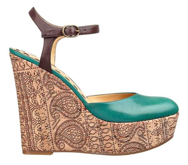Monday Wedgie: Nine West Goodridden Wedges