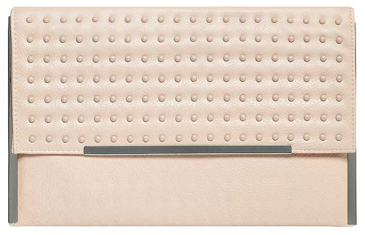 Daily Deal: Dorothy Perkins Studded Clutch