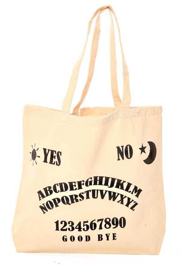 Daily Deal: Ouija Board Tote Bag