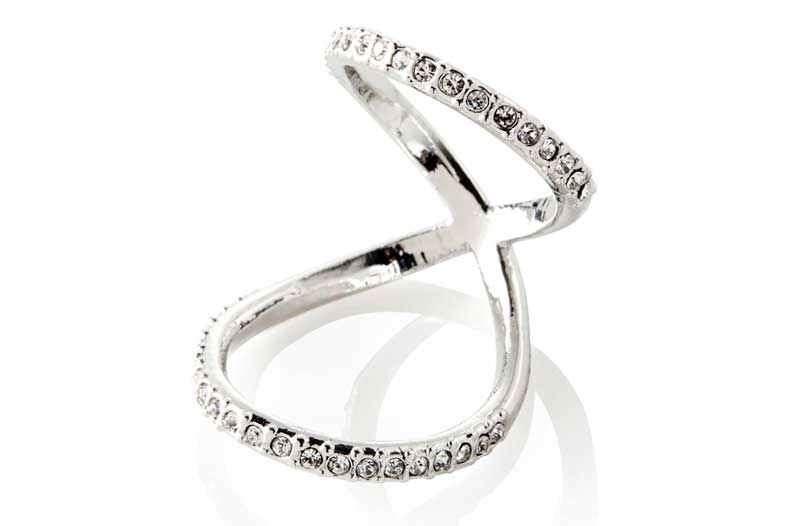 Express Double Finger Ring