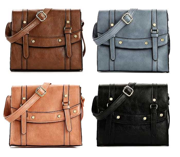 Daily Deal: Kelly & Kate Crossbody Bag • Broke and Beautiful