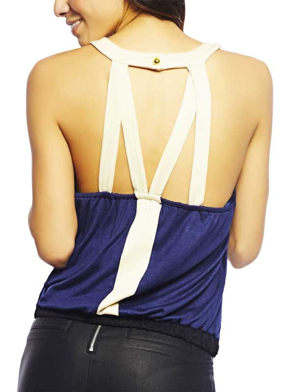 Daily Deal: Arden B. Colorblock Strap Top