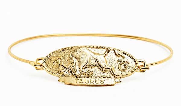 Bonnie Jonas Taurus Zodiac Bracelet