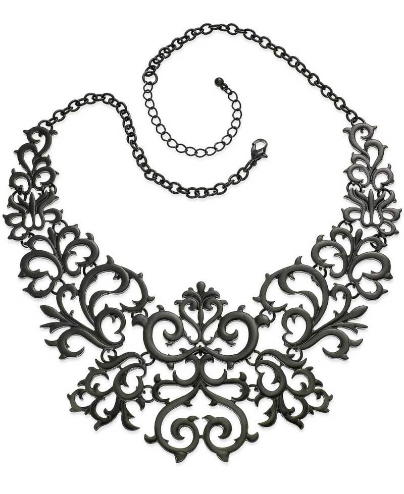 Bar III Baroque Necklace