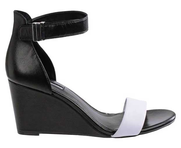 Top Wedges for Summer to Fall: BCBGeneration Megan Sandals