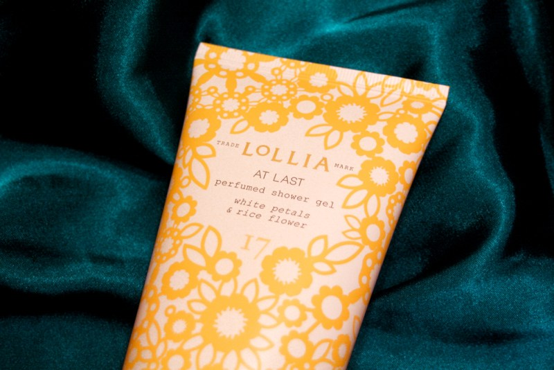 POPSUGAR Must Have Box Review: Lollia Shower Gel