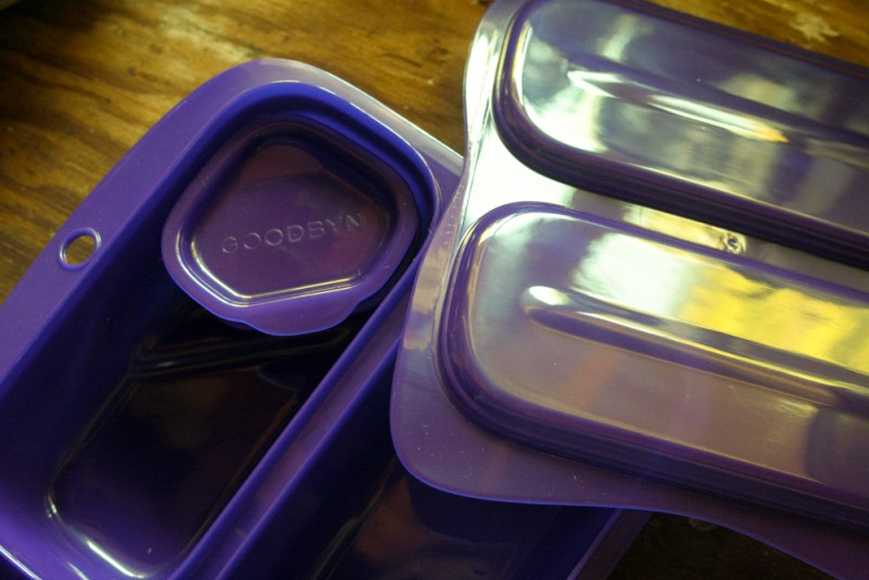 POPSUGAR Must Have Box Review: Goodbyn Snack Container