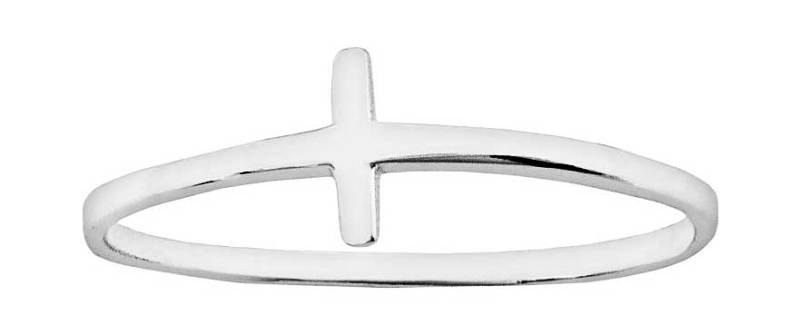 Almost Daily Deal: Itsy Bitsy Sterling Silver Midi Ring