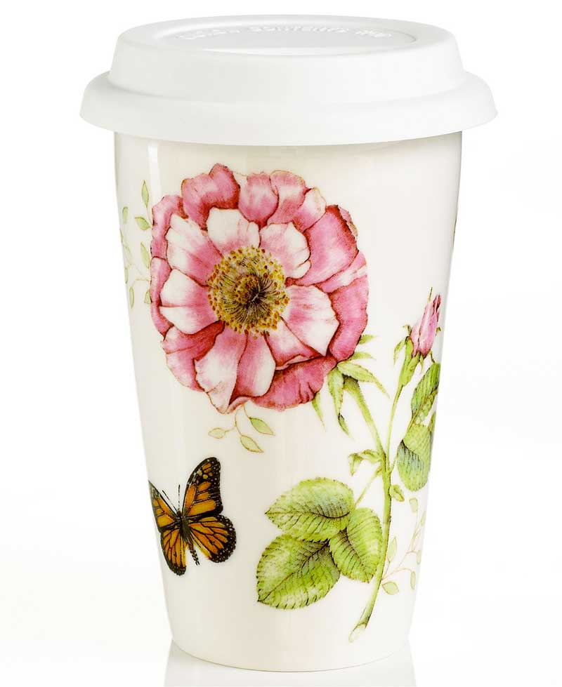 Daily Deal: Lenox Porcelain China Travel Mug