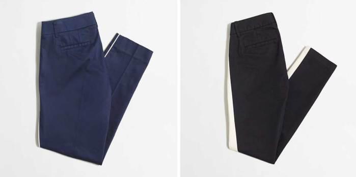J. Crew Factory Tuxedo Pants