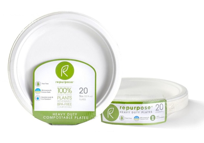 RePurpose Compostables Plant Based Dishes