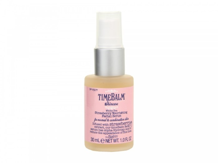 theBalm Skincare Strawberry Facial Serum