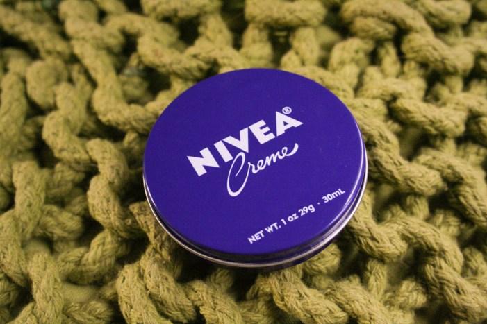 NIVEA Creme Tin