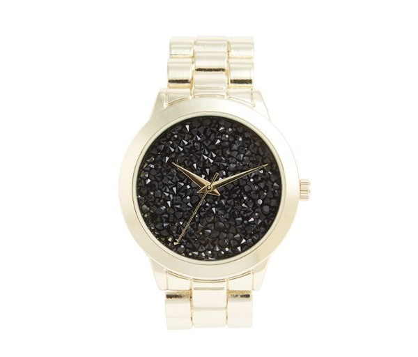 BP Glitter Boyfriend Watch