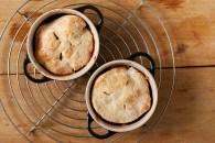 Fresh Nectarine Pies