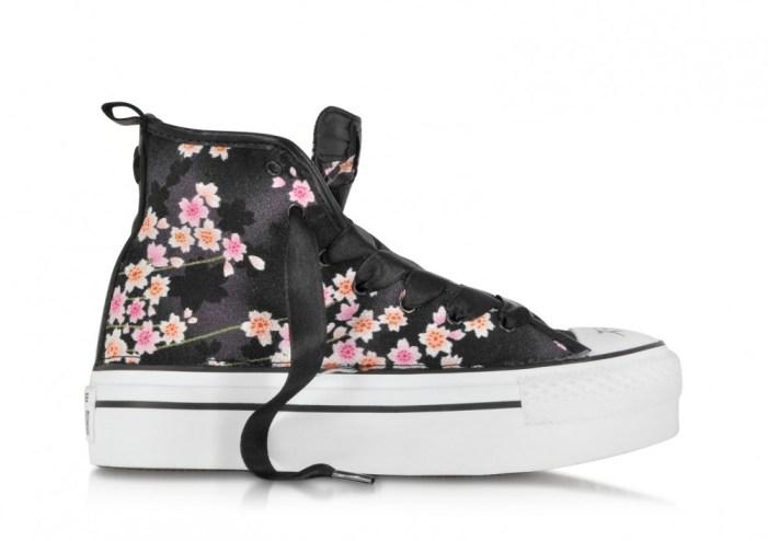 Converse Limited Edition Hanami Platform Sneakers