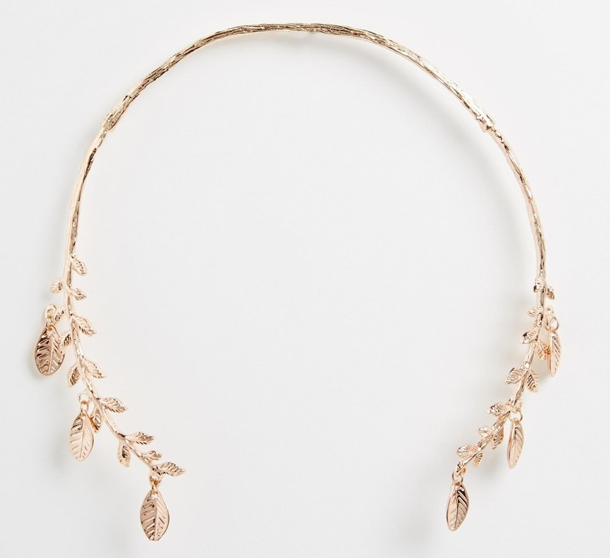 Well-liked Want: Open Collar Necklaces • Broke and Beautiful LA92