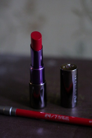 Urban Decay The Ultimate Pair 69 Lipstick F-Bomb Liner