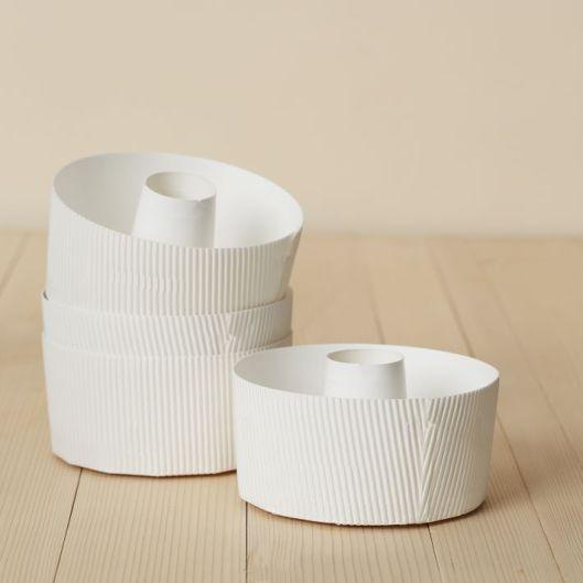 Paper Bakeware Bundt Pan S/4, $12.95