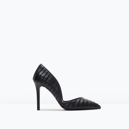 Pleated Court Shoes, 34.95 (was $69.90)