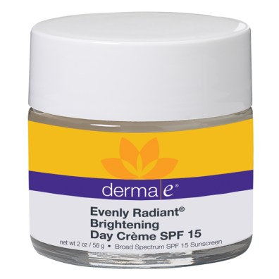 derma e brightening day cream