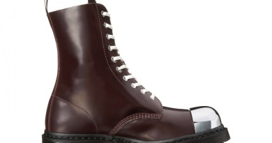 Doc Martens Oxblood Steel Toe Boots