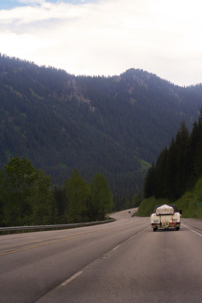 Adventures on Highway 2 in Washington