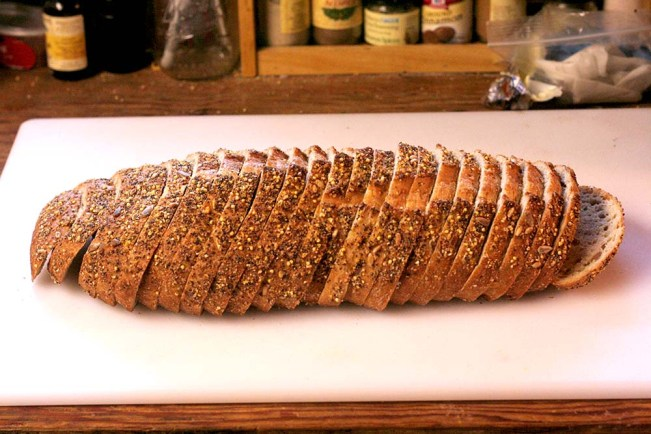 The Essential Baking Company Multigrain Bread